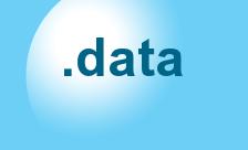 Купить домен .data
