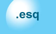 Купить домен .esq