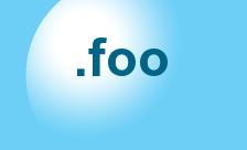 Купить домен .foo