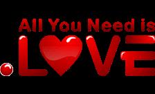 Купить домен .love