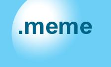 Купить домен .meme