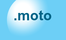 Купить домен .moto