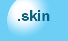 Купить домен .skin