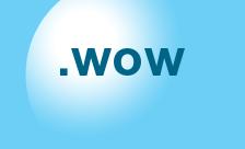 Купить домен .wow