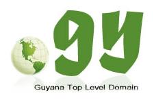 Реестр домена .com.gy