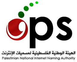 Реестр домена .فلسطين
