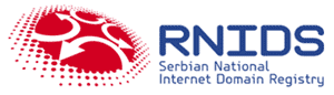 Реестр домена .rs