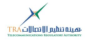UAE TRA аккредитованный регистратор