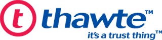 Thawte SSL123 сертификат